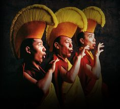 The Mystical Arts of Tibet tour featuring the Tibetan monks of Drepung Loseling Monastery promote world peace and healing through performing an visual arts.