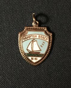 A personal favorite from my Etsy shop https://www.etsy.com/listing/546064665/vintage-sterling-silver-hampton-beach-nh