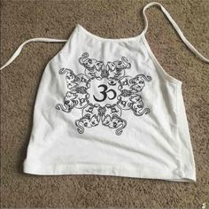 OFFERS RARE Elephant Om Halter SUPER RARE!! This halter is so cute and comfortable. The design features elephants surrounding an om symbol ✨ Please no lowballs this is extremely rare and in perfect condition!! Might not sell Brandy Melville Tops Crop Tops