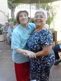 En nuestra residencia de ancianos Reig de La Garriga no nos olvidamos ni un mes de los cumpleaños.  www.lavostrallar.com