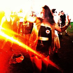 Dancing to the #light of Lee at #Coachella2013 #EpicCa #Visitca
