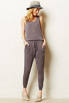 #Dusk #Stripe #Jumpsuit #Sundry #Anthropologie
