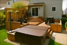 Patio Plus - Wooden Deck