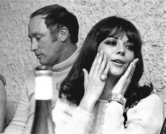 Natalie Wood and Pierre Trudeau