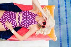 ModCloth Swim Style - Mckenna Bleu