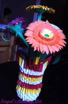Sergal's quilling art Quilling Flowers, Paper Quilling, Blog, Blogging, Quilling