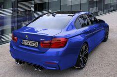 2014 BMW M3 Sedan F30 - by Design.Rm