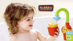 Grand jeu Yookidoo la douche en folie