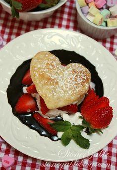 Be My Valentine Dessert by StoneGable #Valentijn