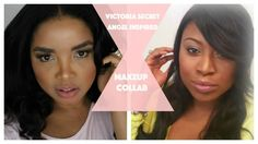 Victoria Secret Angel Inspired Makeup Collab With Beautybyjudelyne Lets stay Connected Follow me on:  Facebook: Jennyfer Ross  Instagram: Jennyferross  Snapchat: Jennyferross  watch Jlyne's video: https://www.youtube.com/watch?v=LxvCD... Hair Blow out: https://www.youtube.com/watch?v=al-oH...  WHAT IM WEARING  Top: H&M Earrings: H&M  Products Used Eyes: Mac Painterly paint pot The Balm: Nude Dude Palette L'oreal Million Lash Mascara Ardell: Natural Wispies Lashes Face: Foundation Mac Studio…