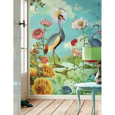 Eijffinger Pip Studio Wallpower 341099 Kiss the Frog