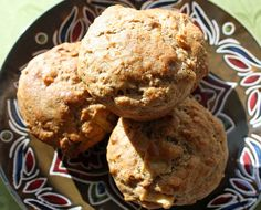 Eat Real : Spiced Apple Yogurt Muffins  These are awesome!