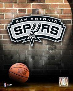 San Antonio Spurs basketball team...