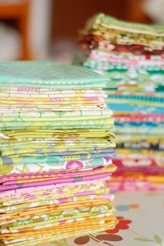 Fabric from mrsmcporkchop, via Flickr