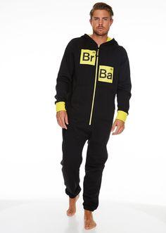 Onesie, Jumpsuit, Breaking Bad Metylamine Bee