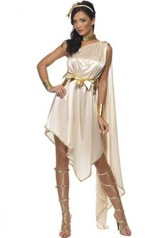 Diy halloween costume greek goddess halloween costume ideas fever greek goddess costume this fever goddess costume comes with dress belt armcuffs choker and headpiece perfect outfit for that toga party solutioingenieria Gallery