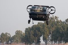 Say hello to the AirMule, an unmanned aircraft that can carry a half-ton payload