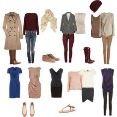 """Soft Autumn Wardrobe"" by sophieduba on Polyvore"