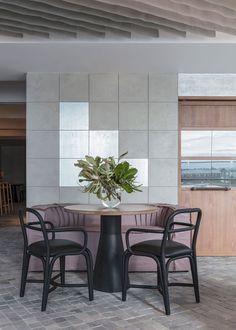 12 Micron Restaurant in Sydney's Barangaroo by SJB Interiors | Yellowtrace - Yellowtrace
