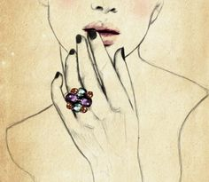 Ta Anela (essential jewelry no.4 - rings) [writer] | notemote®