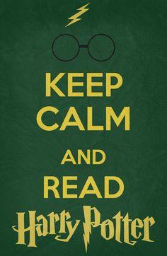 Keep Calm - Harry Potter 01