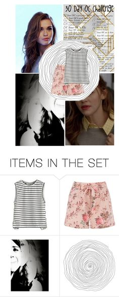 """""""30 days Oc chalenge// Day 4//Lydia Simmons// Lydia"""" by patiblb ❤ liked on Polyvore featuring art and kitchen"""