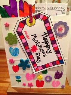 Mother's Day paper bag