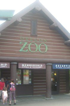 The Oregon Zoo in Portland is home to 21 endangered species.