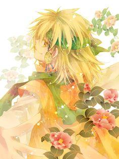 Akatsuki no Yona - Zeno, the Yellow Dragon