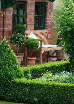 Schattiger sitzplatz garten pinterest g rten suche for Gartengestaltung schattiger garten