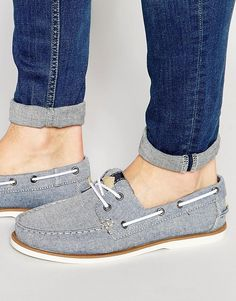 Standard+Forty-Five+Canvas+Boat+Shoe