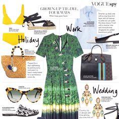 Zanzan 'Erzulie' sunglasses in classic tortoiseshell in British Vogue http://zanzan.co.uk/products/erzulie