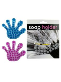 Hand Suction Cup Soap Holder (Available in a pack of 24)