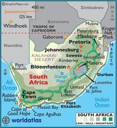 Zuid-Afrika // Sudafriko