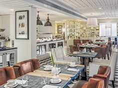 Desayuno Buffet en el Restaurante Azul e Branco / Buffet Breakfast at Azul e Branco A la carte Restaurant #h10duquedeloule #duquedeloule #h10hotels #h10 #lisboa #portugal