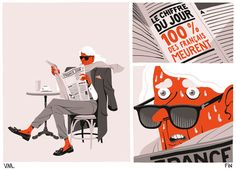LOL... by the French talent Vincent Mahé.