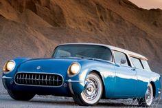 1956 Chevrolet Corve