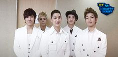 MBLAQ showing their romantic side offstage
