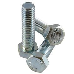Our hex tap bolts can be created in carbon or alloy steel, depending on the intended use. For more information about our hex tap bolts, visit us at http://www.glaserbolt.com/bolts/hex/tap
