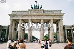 Go to Berlin / Bucket List Ideas / Before I Die