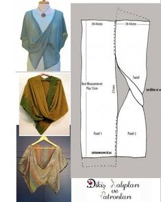 Dos Agujas : Trenza Sewing Hacks, Sewing Projects, Blouse Patterns, Cornrows, Sewing, Costura