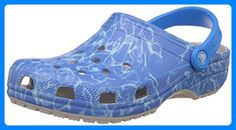 Crocs Classic Water Graphic Clog Mule,Pearl US Men's / 7 US Women's Iconic crocs comfort Pivoting heel strap Roomy comfortable fit Graphic lictest Women's Mules & Clogs, Clogs Shoes, Crocs Men, Women's Crocs, Crocs Classic, Us Man, Water Shoes, Strap Heels, Partner