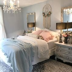 My Daughters Shabby Chic Bedroom #shabbychicbedroomsteen #shabbychicbedroomsgirls #shabbychicbedroomsromantic