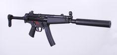 MP5 (Silenced)