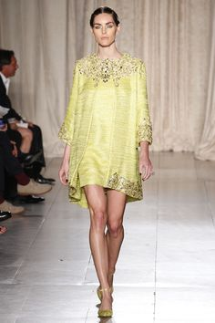 it's the shoes  Marchesa Spring 2013 Ready-to-Wear Collection Slideshow on Style.com