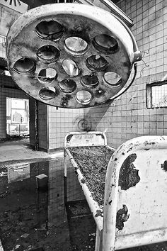 Beelitz Heilstätten Operationssaal