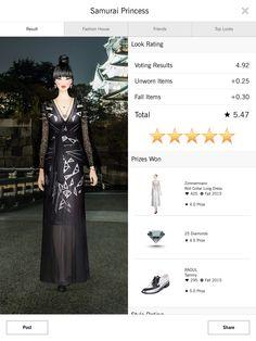 Samurai Princess - Covet Fashion 4.50+