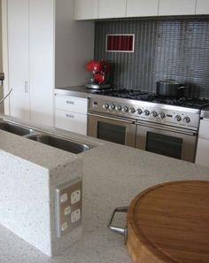 Small Kitchen Island Bench Interior Design Ideas - Kitchen