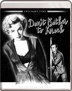 Don't Bother to Knock (1952) Blu-ray Review: Marilyn Monoir - Cinema Sentries