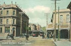 vintage postcards of wellington - Google Search